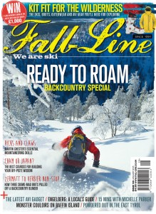 backcountry issue