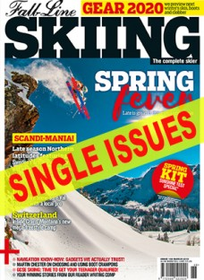 Fall-Line Skiing Magazine Single Issues