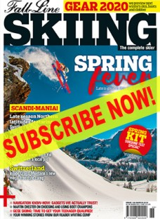 Fall-Line Skiing Magazine Subscriptions